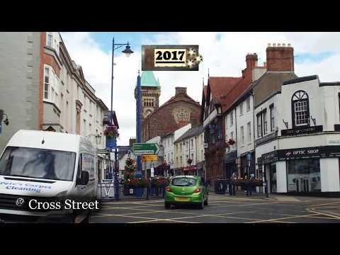 A Time Tour of Abergavenny