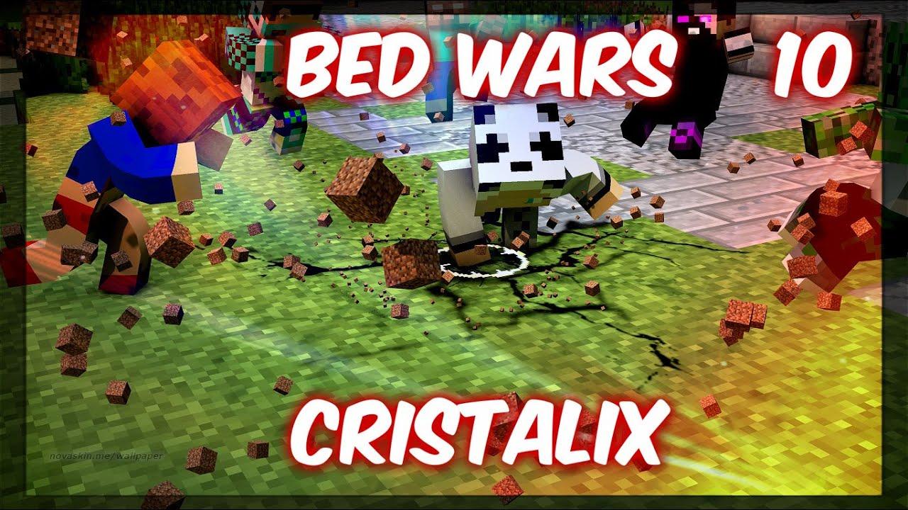 Сервера Майнкрафт с мини-игрой bed wars - мониторинг, ip ...