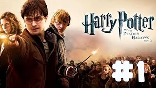 Harry Potter and the Deathly Hallows – Part 2 - Walkthrough - Part 1 - Gringotts (PC HD)