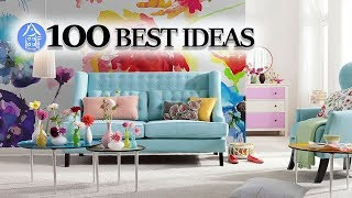 💗 100 Best Small Living Room Design Ideas - Cozy Decorating Small Living Room