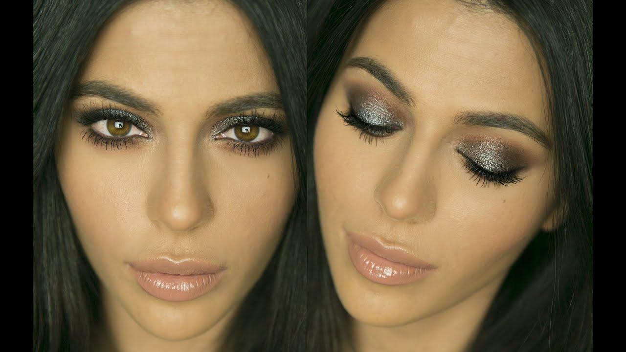 Metallic Smokey Eye Makeup | Eye  Makeup Tutorial | Teni Panosian