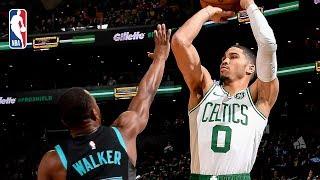 Full Game Recap: Hornets vs Celtics   Tatum & Brown Lead Celtics