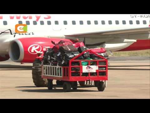 Kenya Airways/Egypt Air sign codeshare agreement