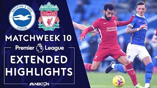 Brighton earned an arguably deserved draw against liverpool thanks to a controversial late penalty. #nbcsports #premierleague #brighton #liverpool» subscribe...