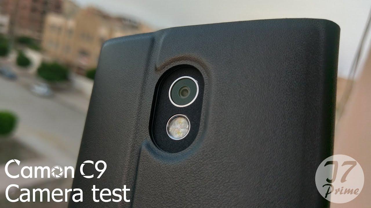 Tecno Camon C9 camera test - تجربة لكاميرا تكنو سي9
