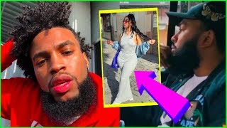 CLARENCENYC TV LEAVES QUEEN NAIJA AND CHRIS SAILS RESPONDS TO HIS NEGATIVE COMMENT
