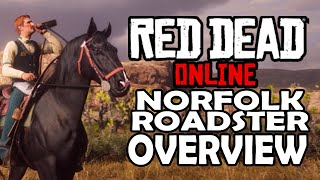 Red Dead Online Horses - Norfolk Roadster Overview