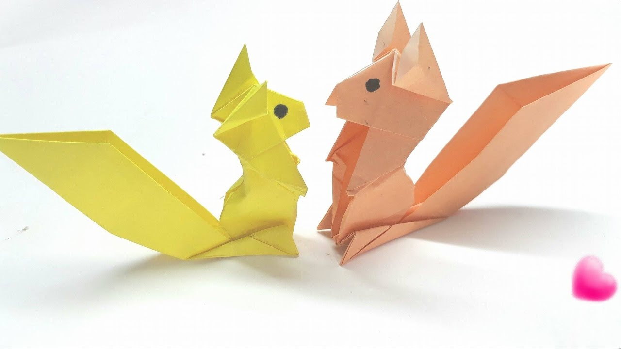 Origami tutorial easy origami tutorial how to make an origami origami tutorial easy origami tutorial how to make an origami squirrel jeuxipadfo Choice Image