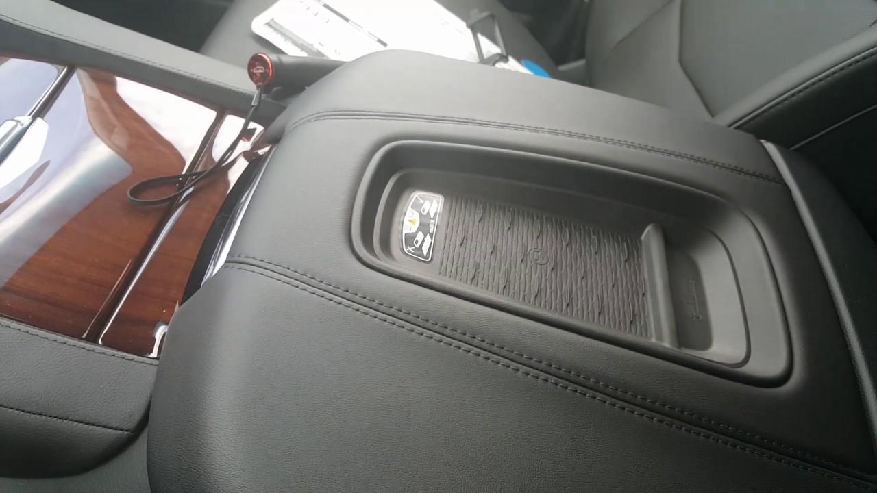 2017 Escalade Interior >> 2017 Cadillac Escalade White Interior