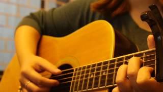 tám chữ có - Lê Cát Trọng Lý cover ( guitar )