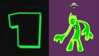 My Ben 10 Alien Force theme