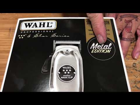 Review Wahl Cordless Magic Clip {Metal Edition}