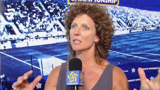 INTERVIEW MICHELLE AKERS