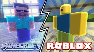 ROBLOX VS MINECRAFT! WOULD YOU RATHER