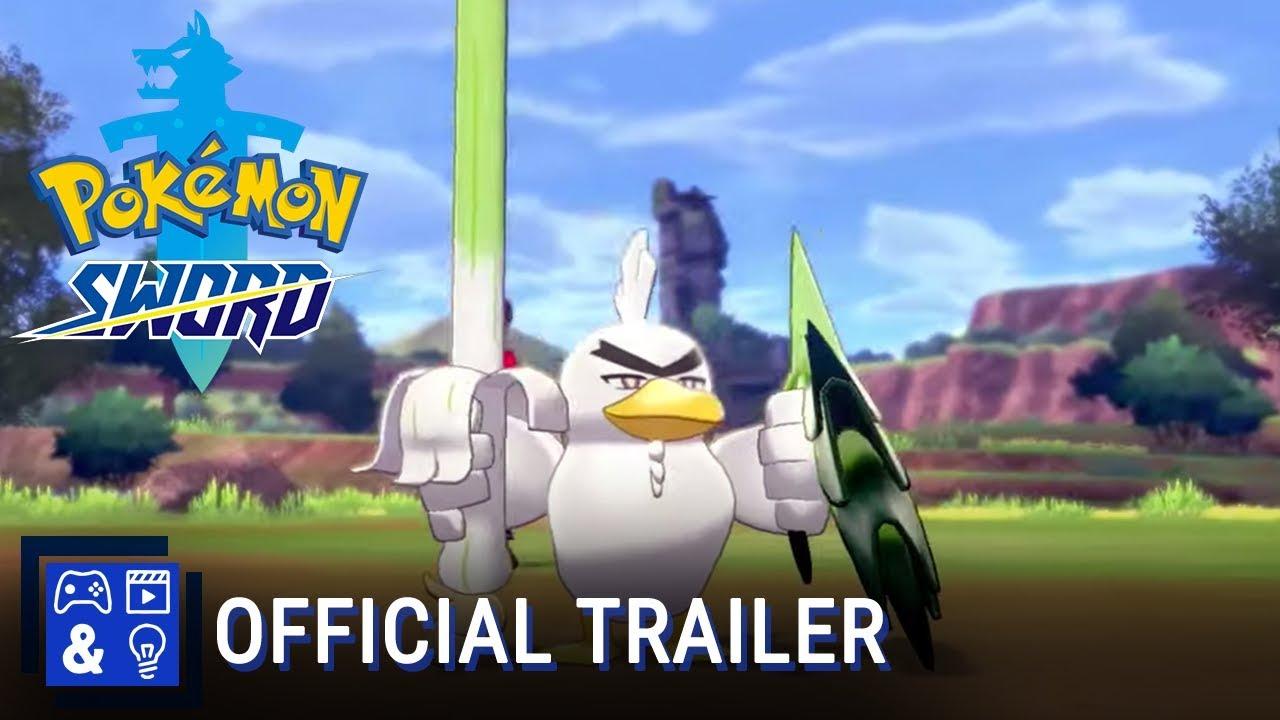 Download Meet Sirfetch'd in Pokémon Sword!