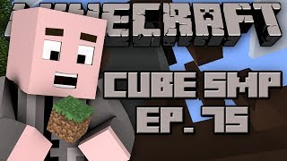 Minecraft: Cube SMP with StrauberryJam - Episode 75 - Sh*tty Mic PRANK