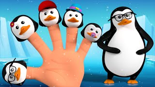 Animals Finger Family | Kids Songs And Children Nursery Rhymes
