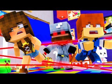 Minecraft Daycare -  EVIL UNICORN MANN !? (Minecraft Roleplay)