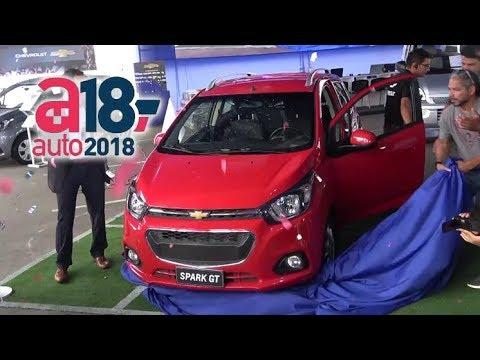 98e96a5fc Nuevo Chevrolet Spark GT en el Perú | Auto 2018 - YouTube