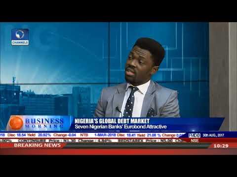 Examining Nigeria's Global Debt Capital Market Pt.2 |Business Morning|