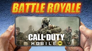 Call of Duty MOBILE Review & Battle Royale Gameplay - A LOT More Than PUBG!