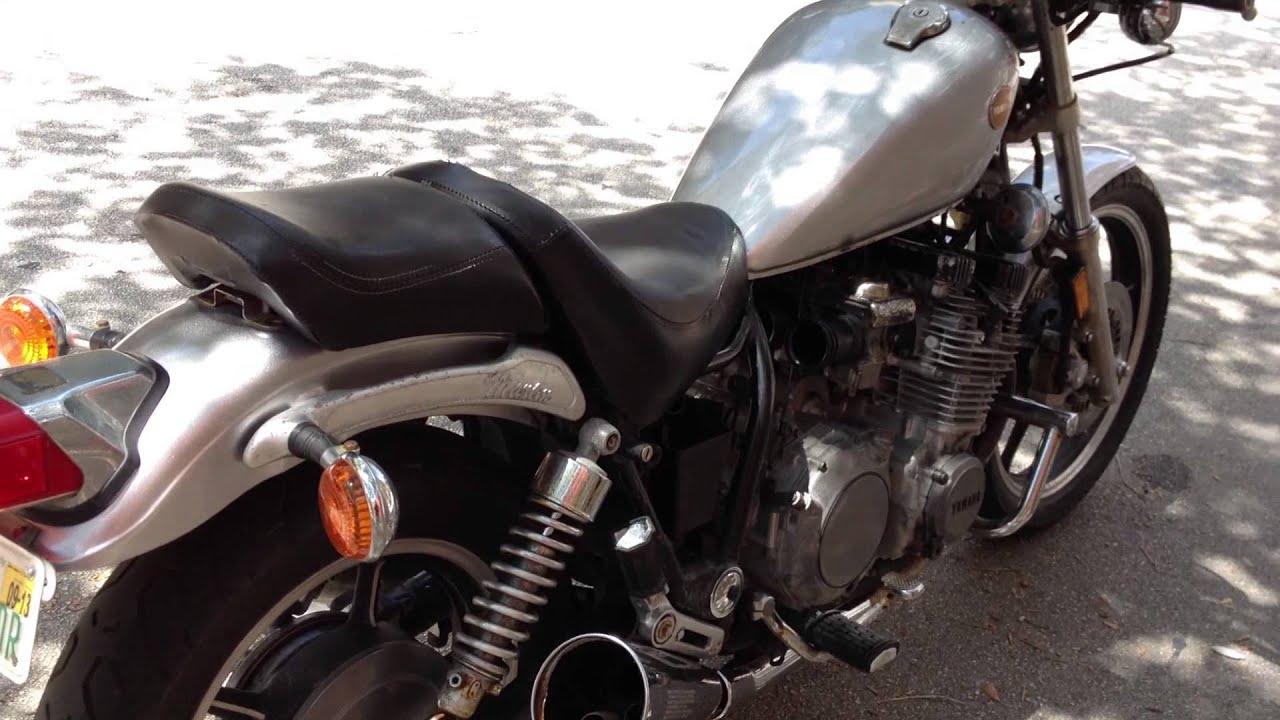 1986 Yamaha Maxim 700 Bobber 1985 Xj700 Wiring Diagram You