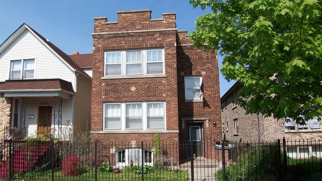 Flat Apartment Buildings For Sale In Chicago