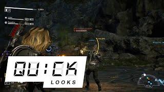 Aliens: Fireteam Elite: Quick Look (Video Game Video Review)