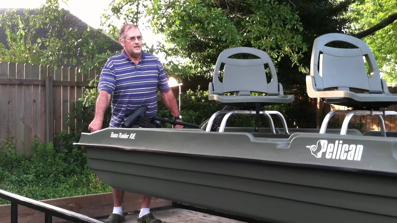 Pond Boat Dolly