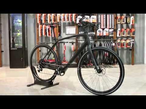 Specialized Sirrus Carbon Hybrid Bike 2017