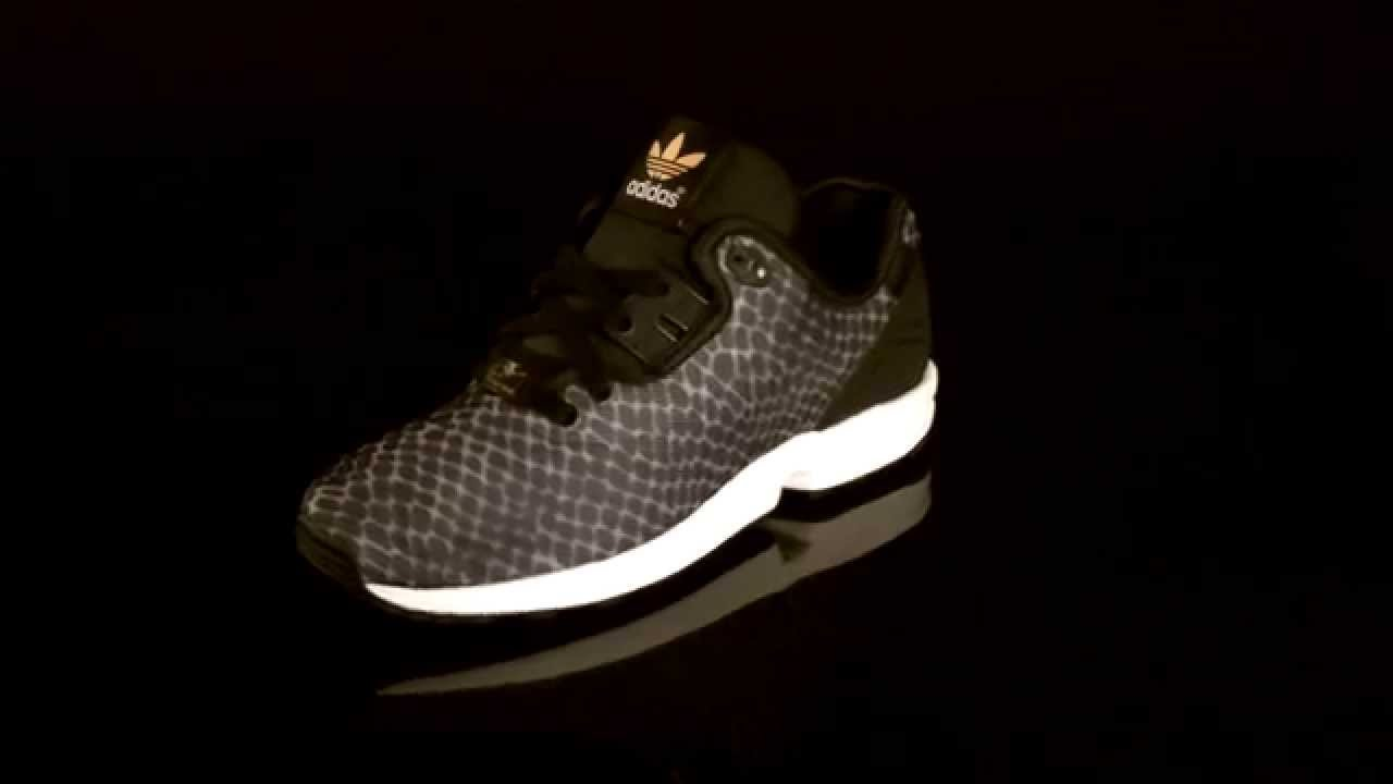 Adidas Zx Flux Deconstructed