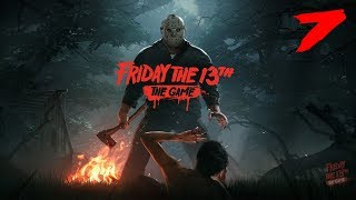 The FGN Crew Plays: Friday the 13th The Game #7 - Toying Around (PC)