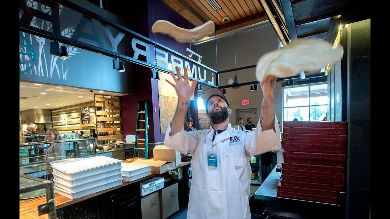 Whole Foods Pizza Tacoma