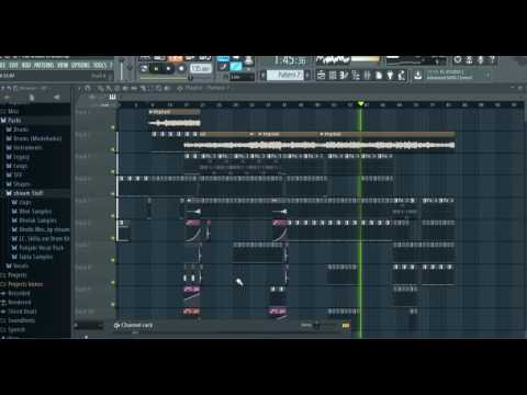 Remix In fl Studio 12 (Hindi Song) Mai Khiladi Tu Anari  Remix