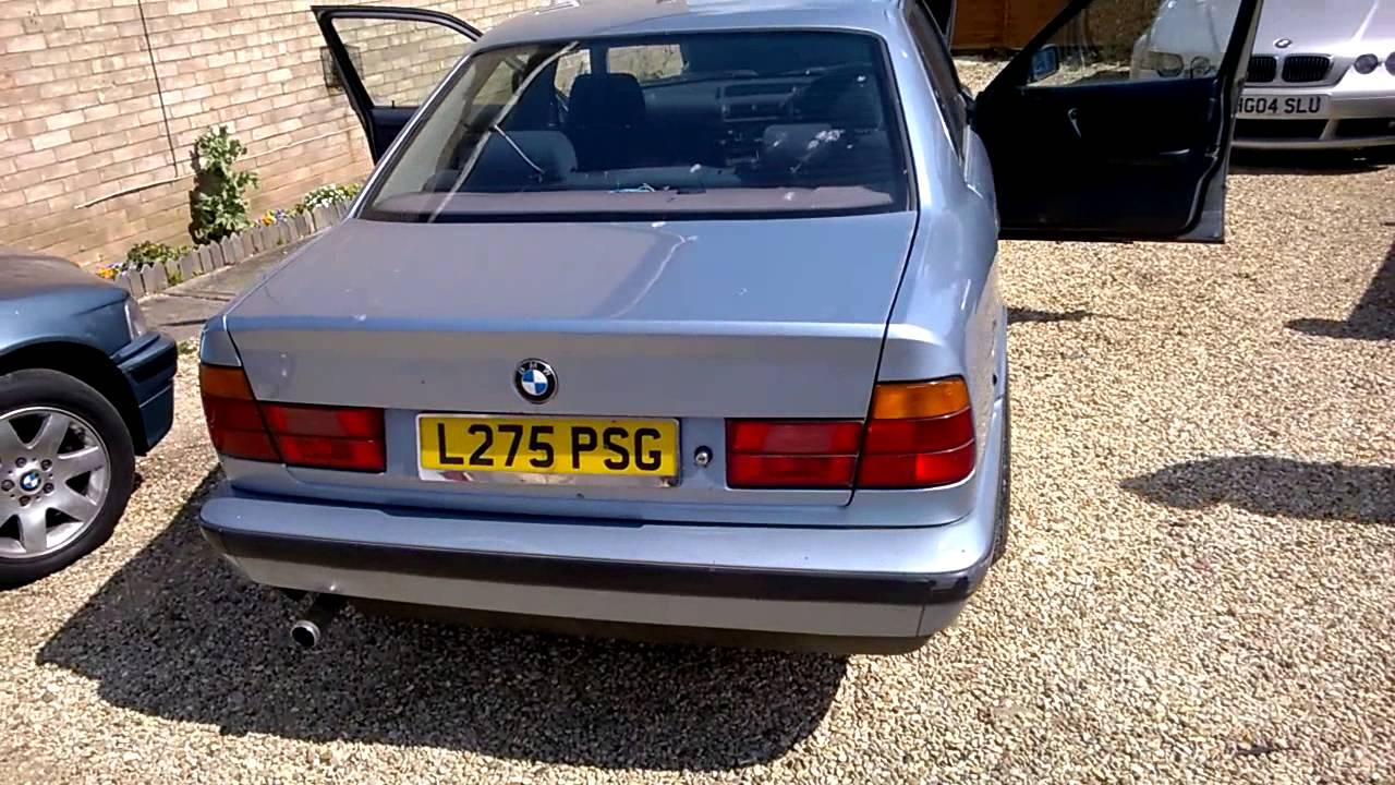1993 Bmw 518 I Se