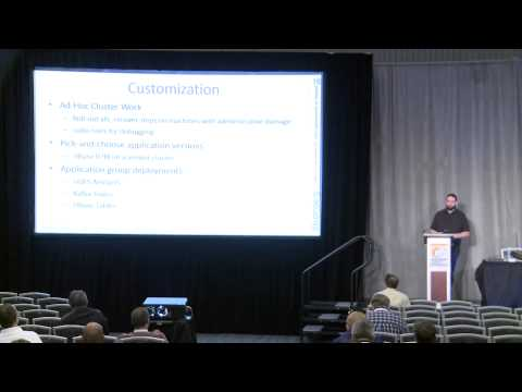 0603 Open Source Recipes for Chef Deployments of Hadoop