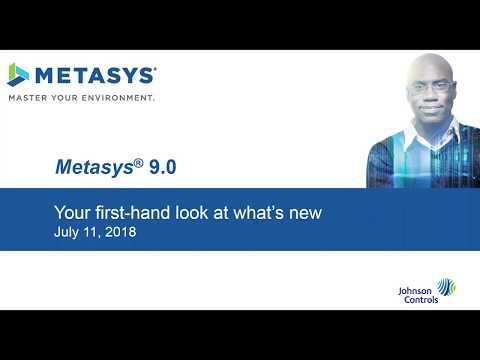 Metasys® 9.0 Demo | Johnson Controls