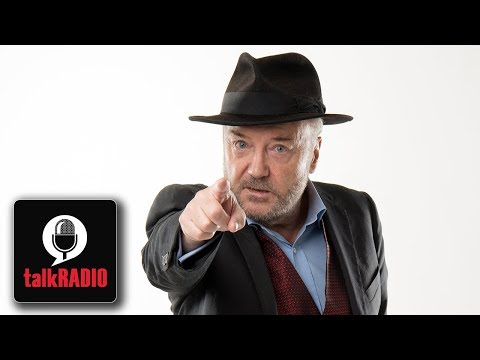 """George Galloway: """"A military grade nerve agent? The only dead beings are a cat and two guinea pigs!"""""""