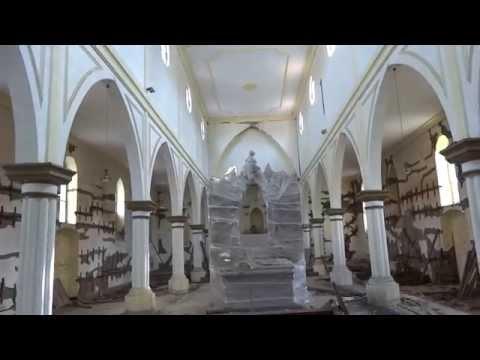 Interior Iglesia de Doñihue
