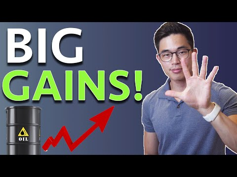The TOP 5 Oil Stocks to Buy for 2020 (High Growth)