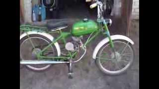 Riga 13 Motor bike