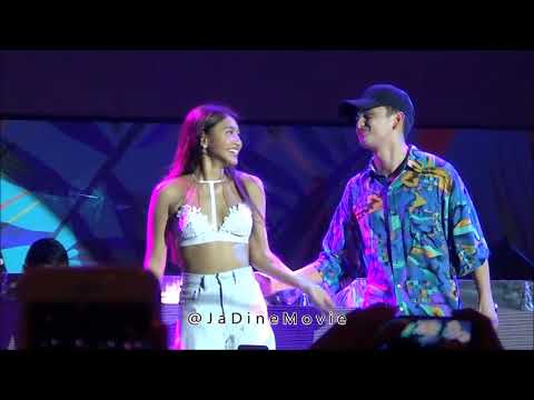 Cool Down - James Reid with Nadine at Escape 2nd Anniversary
