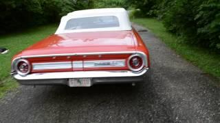 1964 GALAXIE 500XL CONVERTIBLE 390 LOADED ZERO RUST NEW MEXICO CAR NICE CAR