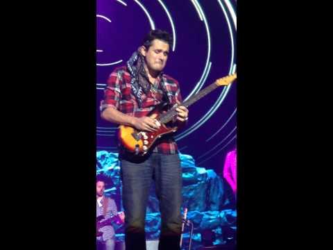 John Mayer- Love Is A Verb Epic Guitar Solo