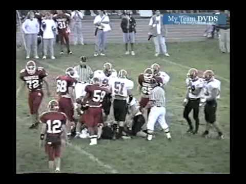 Anderson vs Fairfield- 1997 Football