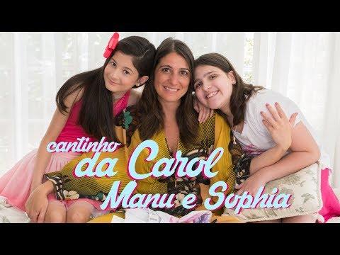 Cantinho da Carol - Manu e Sophia - Junior Bake Off Brasil