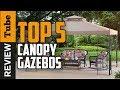 ✅Gazebo: Top 5 Gazebos (Buying Guide)
