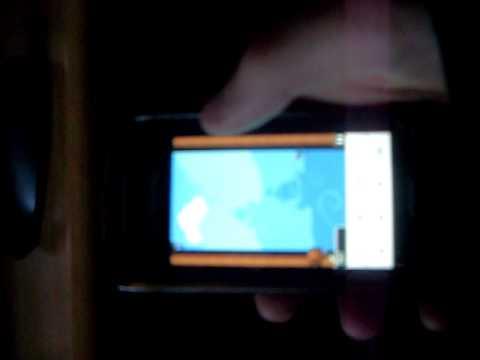 Ninja Jump on Samsung S5620,Download in descraption