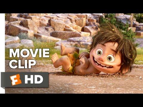 The Good Dinosaur Movie CLIP - Gophers...