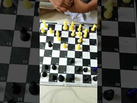 Chess Legals Mate by Ritvik